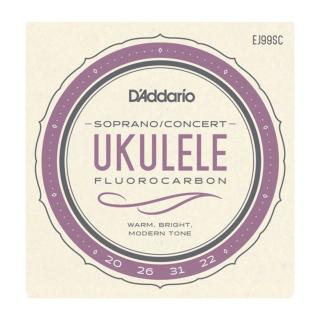 EJ99SC Pro-Arté Carbon Ukulele, Soprano / Concert