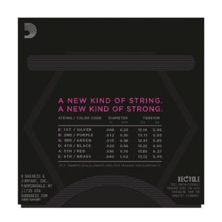 NYXL0940BT Nickel Wound, Balanced Tension Super Light, 09-40